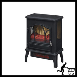 28 Infrared Quartz Electric Fireplace Space Heater 1500w 120v Free Standing