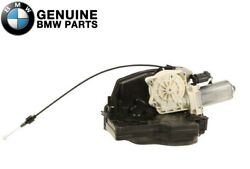 For Bmw E65 E66 Front Driver Left Door Lock Mechanism Latch With Actuator Oes