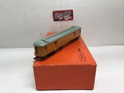Nickel Plate Products Ho Brass Cssandsb Baggage Car 503 Custom Painted