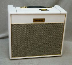 In Stock Marshall Sv20c Mk Ii 1x10 Electric Guitar Combo White Limited