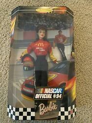 Nascar Official 94 Barbie 1999 Doll. New Unopened. Collectible. Original