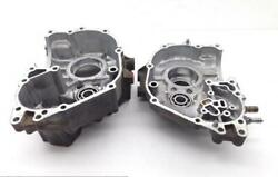 Sportsman 500 Engine Left Right Center Cases Case From 2008 Polaris Parts
