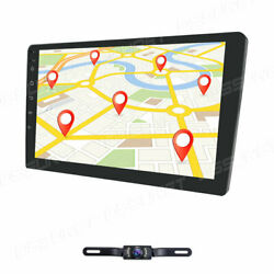 10.1 Android 10 Car Stereo Gps Navi 2din Wifi 2+64gb Radio Fm Eq Subwoofer +cam