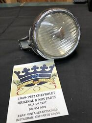 1930's 1940's 1950's Chevrolet Accessory Guide 2004a Fog Light Bomb Lowrider 48