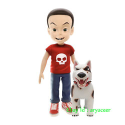 Herocross Toy Story 60cm/24in Sid&scud Vinyl Limited Special Edition In Stock