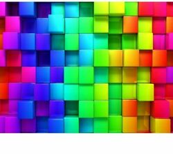 Diy Diamond Painting Colored Small Boxes Design Style Embroidery Wall Decoration