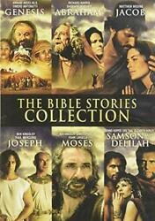 The Bible Stories Collection Book I And Ii Dvd, 12-disc Set 1and 2 New Slipcover