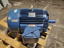 New Westinghouse 25 Hp Electric Ac Motor 230/460v 1775 Rpm 284t Frame 3 Phase