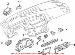 Genuine Oem Heads Up Display Assembly For Audi 4g8919604m