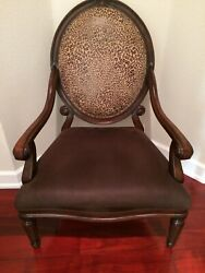 Hooker Furniture French Quarter Accent Chair Euc