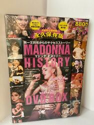 Madonna History Dvd Special Box Permanent Preservation From Childhood Japan
