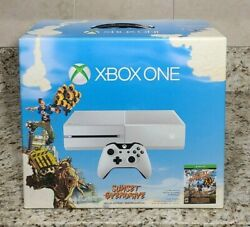 Microsoft Xbox One Sunset Overdrive Special Edition Game Console Sealed New