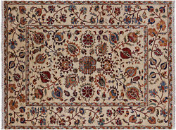 5and039 2 X 6and039 8 Traditional Hand-knotted Rug - Q5178