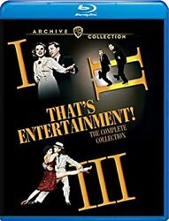 Thatand039s Entertainment The Complete Collection New Blu-ray 1 2 3 Warner Archive
