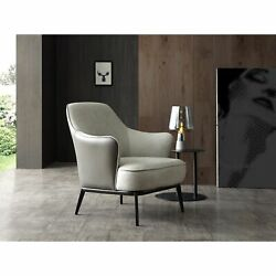 Sunizona Leisure Chair Front Back And Seat In Light Grey Water Proof Fabric. B...