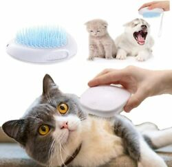 Cat Brush amp; Dog Combs Cat Self Cleaning Slicker Brush for Grooming Shedding Pr