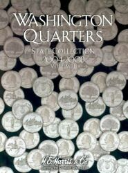 Washington Quarters State Collection 2 By Whitman Book The Fast Free Shipping