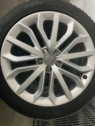 19 Audi A6/s6 Oem Wheels Continental Mud/snow Winter Ao Tires