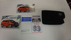 2007 Dodge Caliber Factory Owners Manual Set And Case Oem