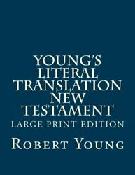 Young's Literal Translation New Testament By Young, Robert Book The Fast Free