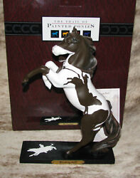 Trail Of Painted Ponies Wrecking Bull Low 1e/0786rodeo Bull Ridersrearingnib