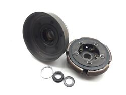 2003 Arctic Cat 500 Manual 4x4 Engine Centrifugal Clutch Assembly 2623a Parts