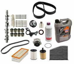 🔥deluxe Camshaft And Timing Belt Replacement Kit For Vw Jetta 2005-2006🔥