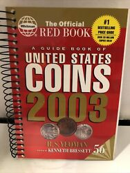 Brand New 2003 Red Book Coin Value Guide Mint