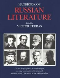 Handbook Of Russian Literature Paperback Book The Fast Free Shipping