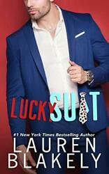 Lucky Suit 1 Sexy Suits By Blakely, Lauren Book The Fast Free Shipping