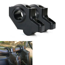Alloy Offset Handle Bar Clamp Riser Fit For Yamaha Vmx 12 Vmax 85-01 Ys125 17-20