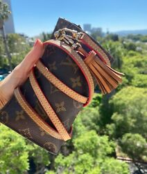 Authentic LOUIS VUITTON Crossbody Clutch Bag Purse Restored interior US Seller $347.00