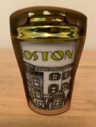 STARBUCKS 2015 BOSTON ORNAMENT Brand New With SKU NIP