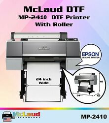 Mclaud Mp-1812 Dtf Printer11.75 Inch Wide Printer A3 Only- Ready To Print