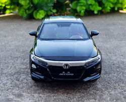 132 Honda Accord Proportional Die-casting Sound And Light Car Model Toy Gift