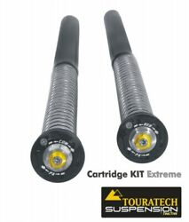 Touratech Suspension Cartridge Kit Extreme For Honda Crf1000l Africa Twin Ab 201