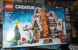 Lego Creator Gingerbread House Never Opened Hard To Find. 1477 Pcs Ages 12+