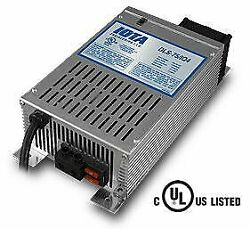 Iota Dls-75/iq4 12 Volt 75 Amp 4 Stage Automatic Smart Battery Charger / Power