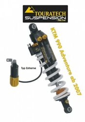 Touratech Suspension Shock Strut Rear For Ktm 990 Adventure From 2007