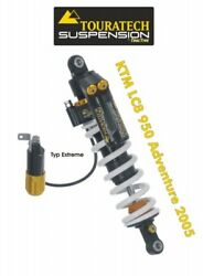 Touratech Suspension Shock Strut Rear For Ktm Lc8 950 Adventure From 2