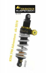 Touratech Suspension Strut For Ktm 790 Adventure From 2019 Type Level2