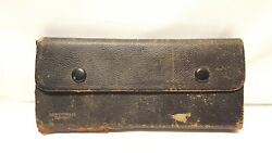 E.o. Richter And Co. Vintage Precision Drafting Tools Case Keuffel And Esser Compass