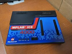 Microchip Mplab Ice 4000 In-circuit Emulator Only
