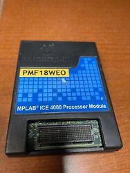 Pmf18weo Module For The Microchip Mplab Ice 4000 Emulator