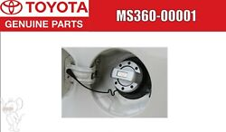 Toyota Gt86 Scion Fr-s Genuine Trd Fuel Cap Cover With Tether Ms360-00001 Oem