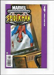 Ultimate Spiderman #4 2003 High Grade VF 8.0