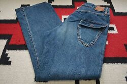 Kato Made In Japan Tool Project 100 Zimbabwe Cotton Selvedge Jeans 30