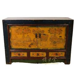 Antique Chinese Mongolia Cabinet/buffet Table, Sideboard