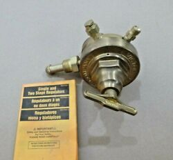 Victor Professional Vts 450a Series Two Stage Gas Regulator 3000 Psi