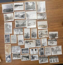 Large Grouping Ww2 Us Named Soldier Navy Seabees Items Photos And Letters